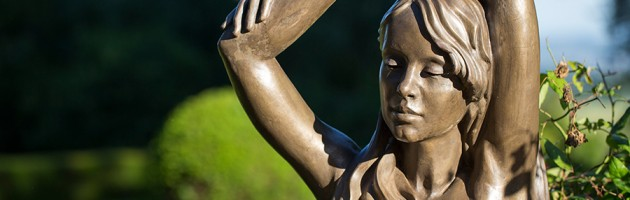 Wyndcliffe Sculpture Gardens Photography Wales