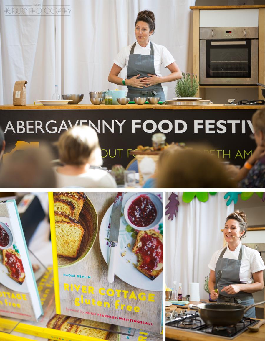 Abergavenny Food Festival Naomi Devlin