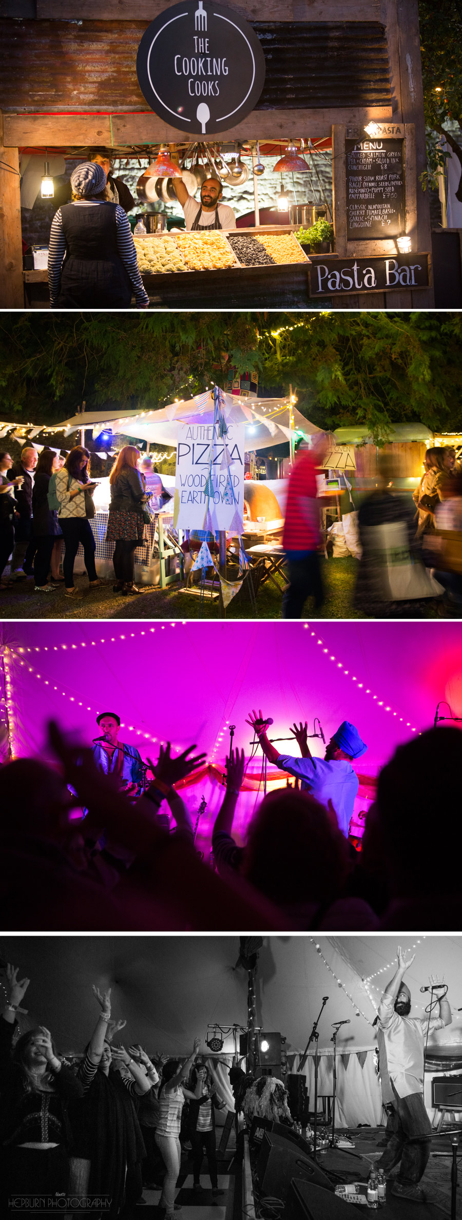 Abergavenny Food Festival Night Party