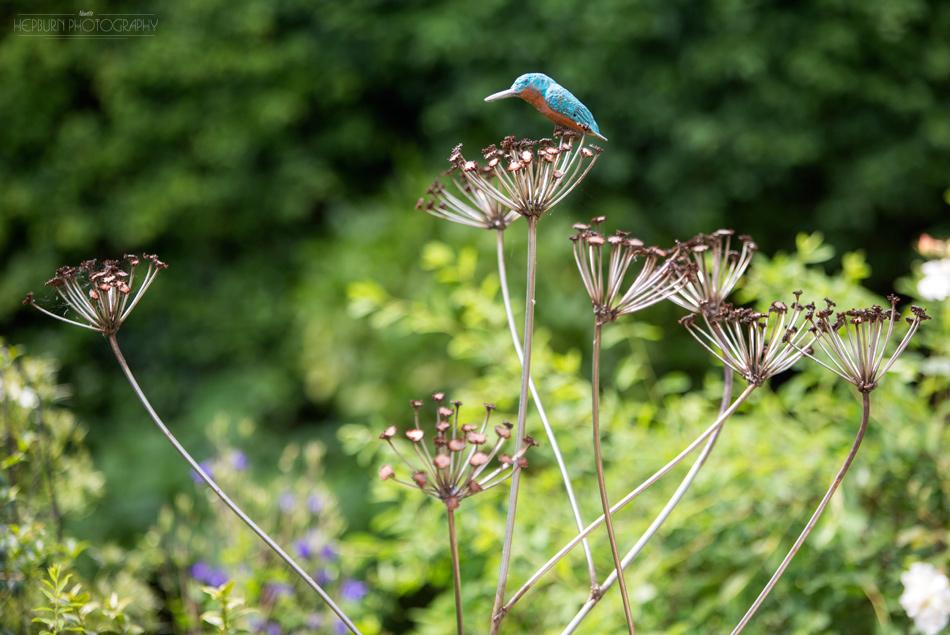 Garden art sculpture photo