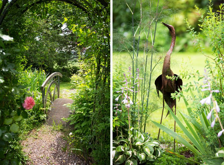 Garden photographer Wales