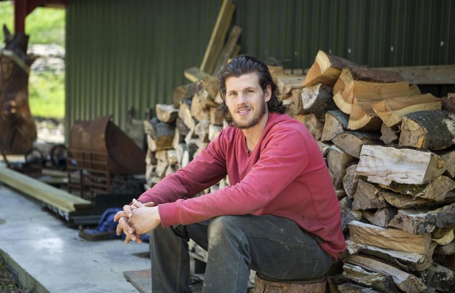 Lifestyle photographer wood Wales