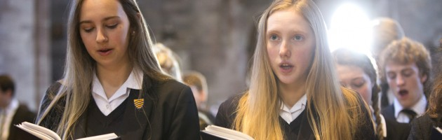 Hereford Cathedral School photography and film/video