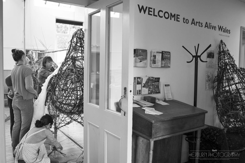 Arts photographer in Crickhowell lifestyle