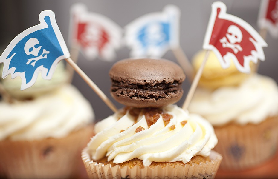 Food photography Cardiff cupcake