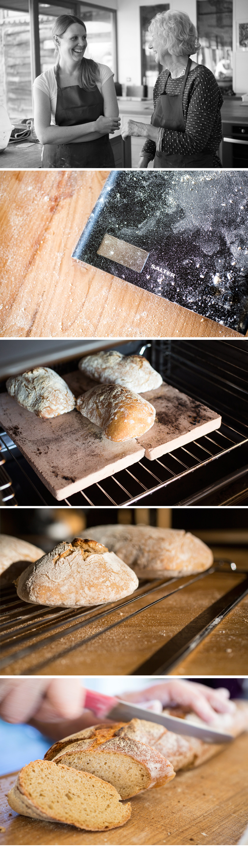 Food Photographer monmouthshire bread making 4