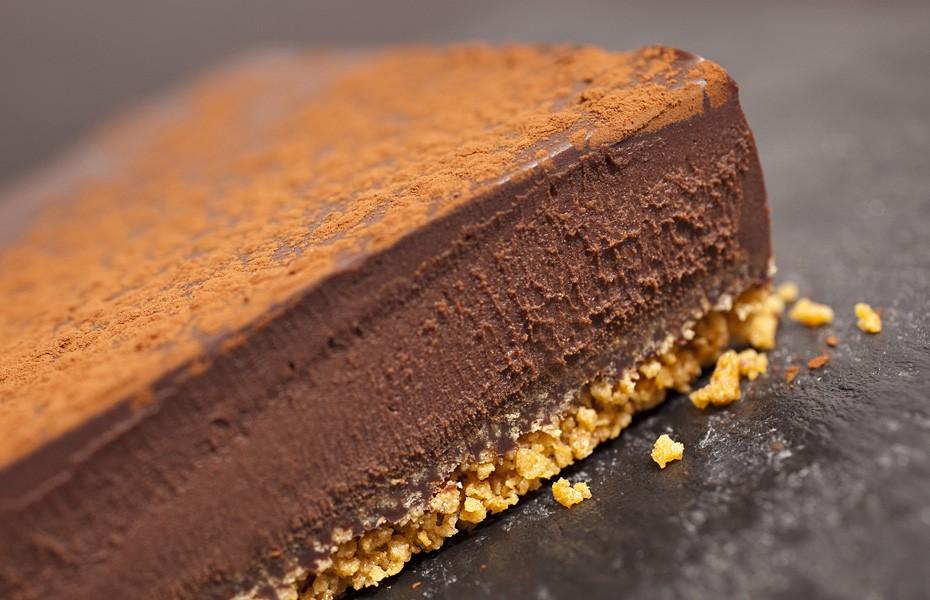 food photographer cardiff - chocolate cake